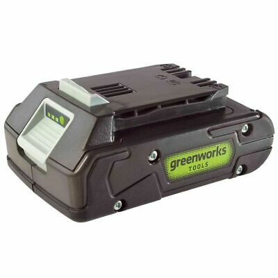 Greenworks Lithium-ion Battery Electric Tool G24B2 24 V 2 Ah Li-ion 2902707