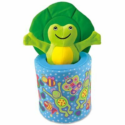 Galt Toys Frog-in-a-Box Jack-in-the-Box toy Baby Toddler Activity Toy 381137