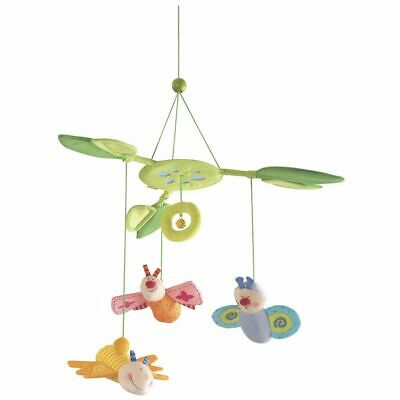 HABA Baby Mobile Blossom Butterfly Children Bed Bedtime Fun Hanger Gift 003735