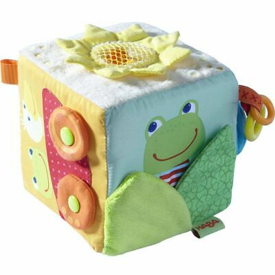 HABA Play Cube Baby Toddler Toy Learning Educational Gift Magic Frog 301859