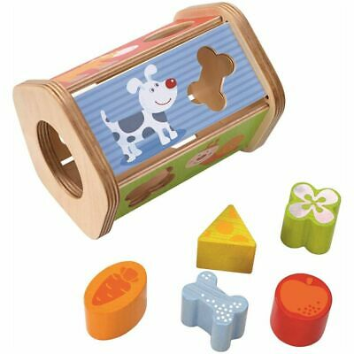HABA Shape Sorter Snack-stack Children Sorting Stacking Learning Toy 302973