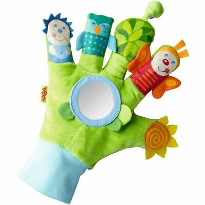 HABA Kids Hand Finger Puppet Glove Friends of the Enchanted Forest 30 cm 005797