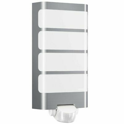 Steinel Outdoor Light Security Lamp Pathway Lighting L 244 LED Silver 033255