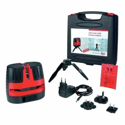 Leica Line Laser Lino L360 Vertical Horizontal Dust-proof Self-leveling
