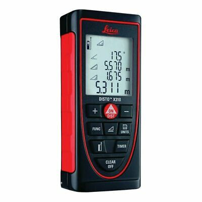 Leica Laser Distance Measurer Disto X310 Stake Out Function 4-line Display