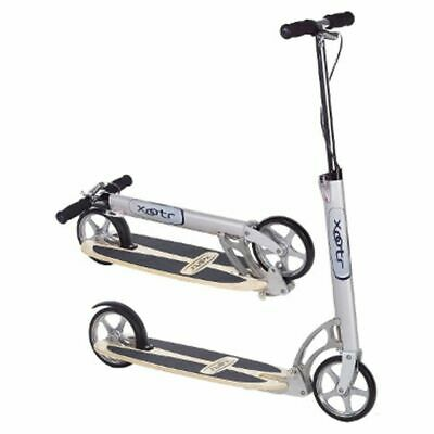 Xootr Scooter Cruz Ultra with Fender Brake XCR2 Height-adjustable Fold Adult