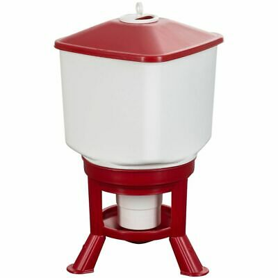 Kerbl Animal Poultry Chicken Duck Hen Food Waterer Drinker Kubic 50 L 70245