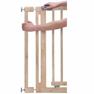 Safety 1st Safety Gate Extension Baby Pet Security Guard 8x77 cm Wood 24940100