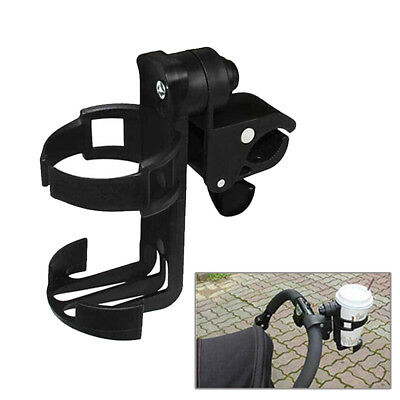 Motorcycle Bicycle Drink Water Bottle Cup Holder Mount Cage Quick Release US