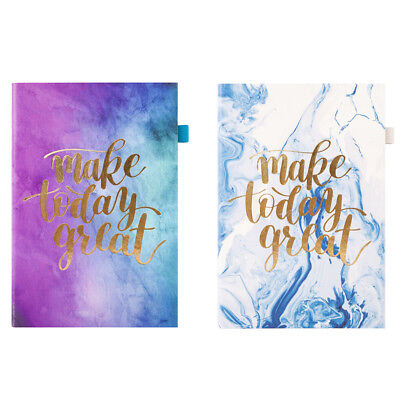 2019 Planner Diary Scheduler Notebook Journal Book of English Pages A5/A6