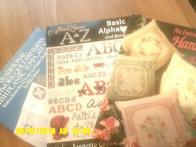 Introduction  Hardanger Embroidery, A to Z basic alphabet,patchwork patterns
