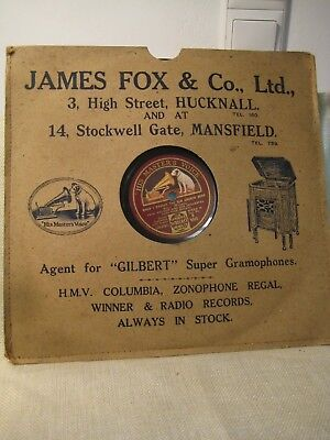 Jack Hylton Orch w. Vocal: Old Church Door/ Great To Be Home - 1930 UK