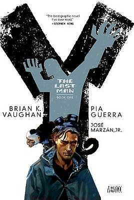 Y The Last Man Book One - 9781401251512