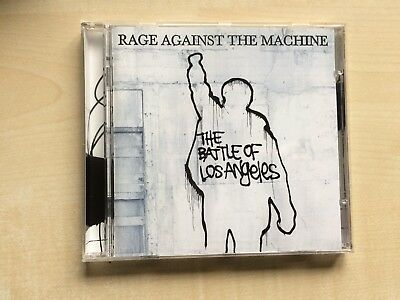 Rage Against The Machine - The Battle Of Los Angeles (Cd Album)