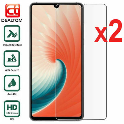 2x Tempered Glass Screen Protector For Huawei P20 Mate 20 10 9 Pro P9 P8 Lite