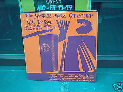 The Modern Jazz Quartet - s/t - LP 180g Vinyl /// Neu & OVP
