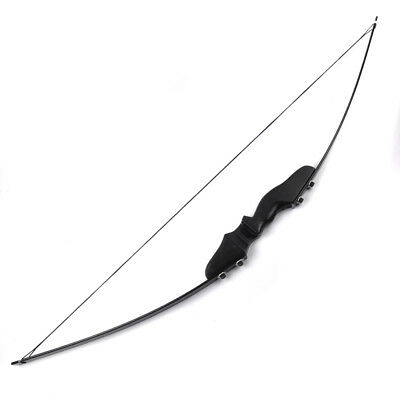 30//40lbs Recurve Bow Right Hand Long Bow F Archery Shooting YN-1