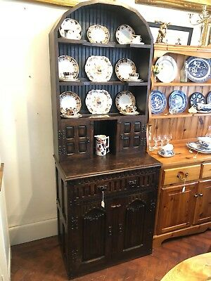 Antique Oak Welsh Dresser  -Delivery Available -SC242