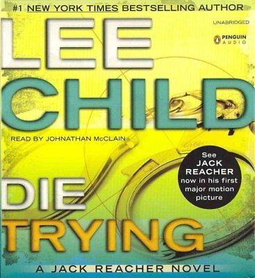 Die Trying by Lee Child 9781611761924 (CD-Audio, 2013)
