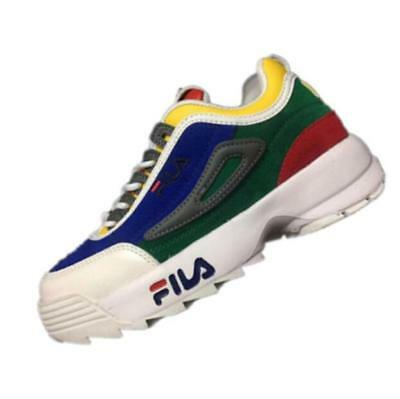 2019 New FILA Disruptor II 2 Unisex Sneakers Athletic Shoes