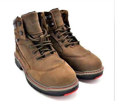6e460acbaf5 WOLVERINE MENS OVERMAN Waterproof Composite Toe Work Boots W10484 ...