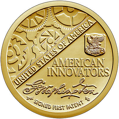 2018-P American Innovation $1 Coin