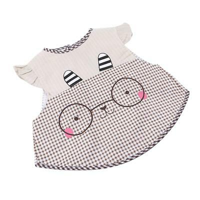 Baby Boy Girl Cartoon Bibs Bandana Towel Kids Bib Feeding Waterproof Saliva W
