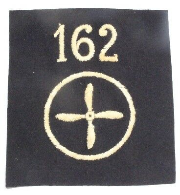 Army Patch: Mechanic, 162nd Aero Squadron - WWI Army Air Service