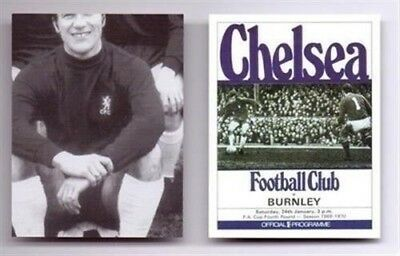 Programme Cover Reproduction Single Football (Soccer) Cards - Various Games