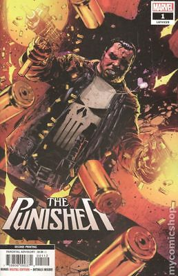 Punisher (13th Series) 1H 2018 NM Stock Image
