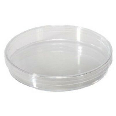 Plastic Petri Dish 60 x 15 Sterile Nonvented - Pack of 60 (3 Sleeves of 20)