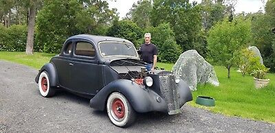 1936 ford coupe with import approval