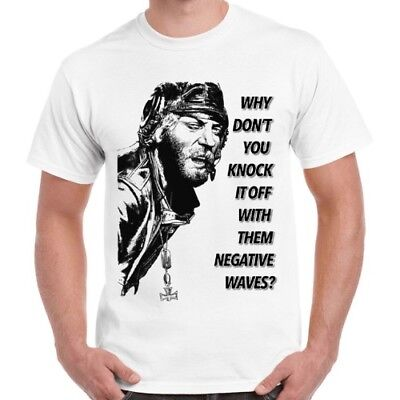 Oddball Donald Quotes Kellys Heroes 70s War Soldier Movie Retro T Shirt 543