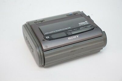 SONY EVO-220 NTSC Hi8 Video8 8mm Video Cassette Player Recorder