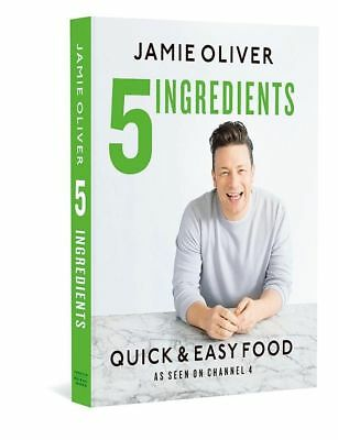 5 Ingredients - Quick & Easy Food by Jamie Oliver PDF Format