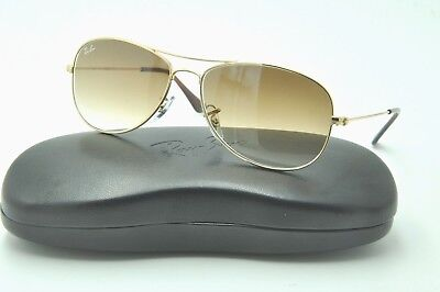 4728a8388f998 Ray Ban RB 3362 COCKPIT Sunglasses 001 51 Gold   Brown Gradient Lenses 56mm
