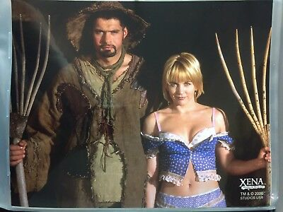 8x10 Photo from Xena the Warrior Princess Lucy Lawless
