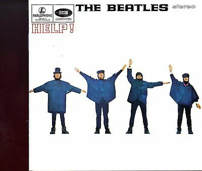 The Beatles / Help - Made In Holland - Apple