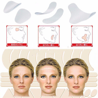 ReviteLAB Ultra Thin Facial Lift Patches for Wrinkles & Lines Firming Skin