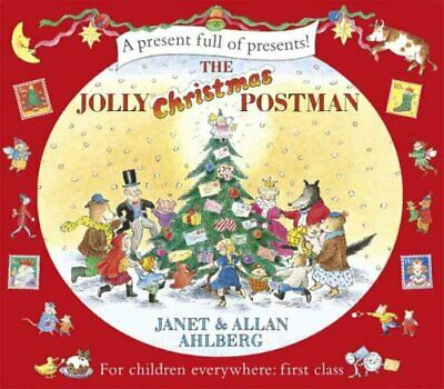 The Jolly Christmas Postman by Allan Ahlberg 9780141340111 (Hardback, 2011)