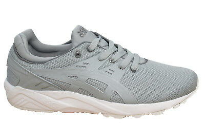c2acf232572 Asics Gel-Kayano Evo Baskets Hommes Chaussure Lacet Textile Gris H707N 9696  M5