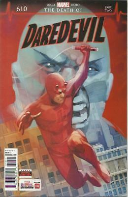 DAREDEVIL (2018) #610 - Regular Cover - New Bagged