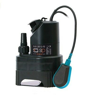 SIP Submersible Dirty Water Pump 200 Litres Minute 230V 400W
