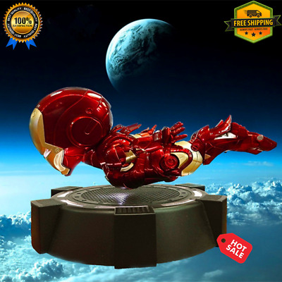 Crazy Toys Magnetic Floating Iron Man MK III New Iron Man Action Figure Collect.