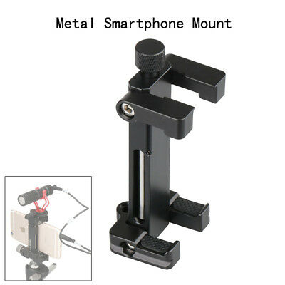 Pocket Size Metal Smartphone Tripod Mount Stand Stabilizer Holder For Universal