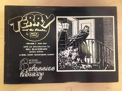 Terry and the Pirates Vol 3   1936-1937    Flying Buttress    HC   773/1200