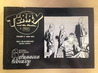 Terry and the Pirates Vol 6   1939-1940    Flying Buttress    HC   943/1300