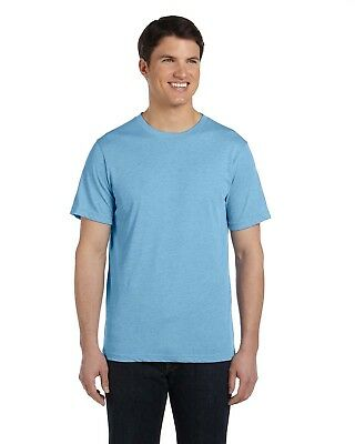 Canvas T-Shirt Tee Men's 4 oz. Howard Tri-Blend Blank 3413C Size/Color Choice