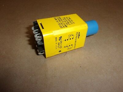 AMF Potter & Brumfield CUB-51-70120 Time Delay Relay