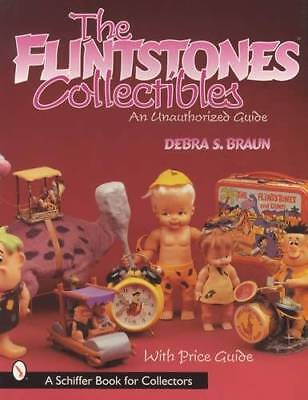 Vintage Flintstones Collector Guide w Toys Puzzles Games Figures Lunchbox & More
